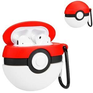 Pokeball Airpod Case Inspired by Pokemon Go Custom